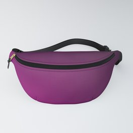 Purple Gradient 2 Fanny Pack