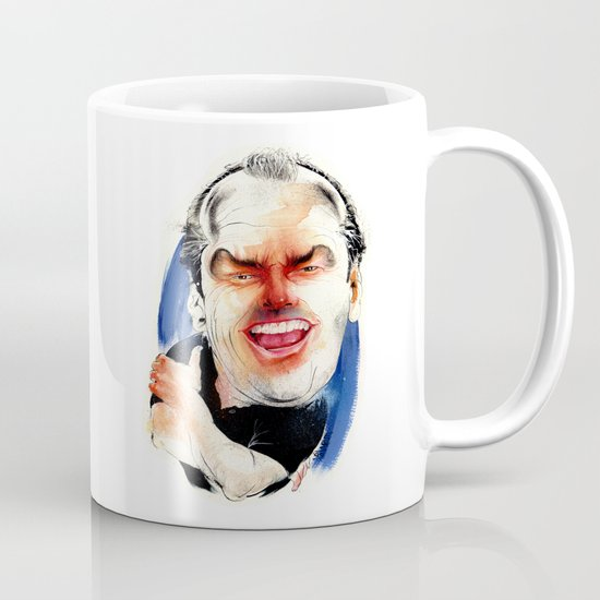 Jack Nicholson Mug
