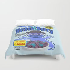 HEISEN-BERRY Duvet Cover