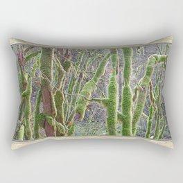 YOUNG RAINFOREST VINE MAPLES Rectangular Pillow