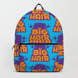 Big Hair Band Logo Backpack
