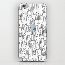 Outstanding Rabbit iPhone Skin