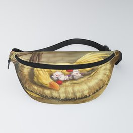 Nap Time Fanny Pack