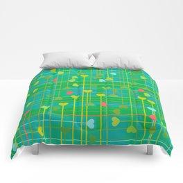corazones van III Comforters