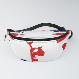 Great Britain London England Gift Kingdom Fanny Pack