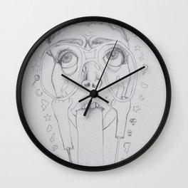 Skelly Wall Clock