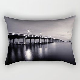 Biloxi Moods Rectangular Pillow