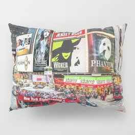 Times Square II Special Edition II Pillow Sham