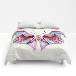 owl or butterfly? Comforters