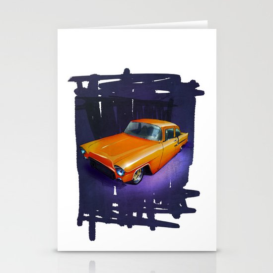 55 Gasser Stationery Cards
