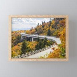 Viaduct Vibrancy Framed Mini Art Print
