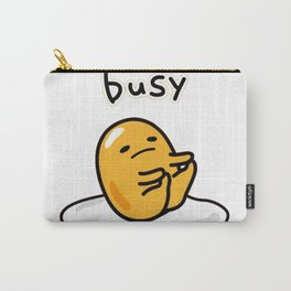 Gudetama Busy (part 2) Carry-All Pouch