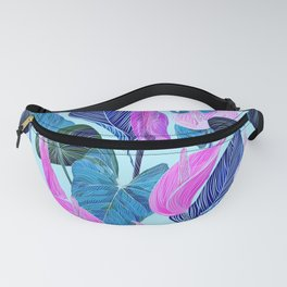 Lush Lily - cool brights Fanny Pack