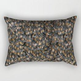 The Hive Rectangular Pillow
