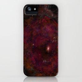 Rosette Nebula iPhone Case