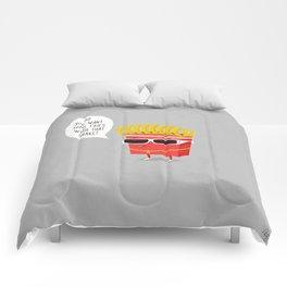 Douche Fries Comforters
