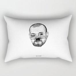 Mr. Bump Rectangular Pillow