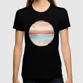 Mint Moon Beach T-shirt