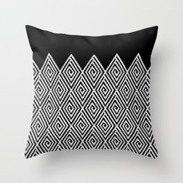 Space Spy Throw Pillow