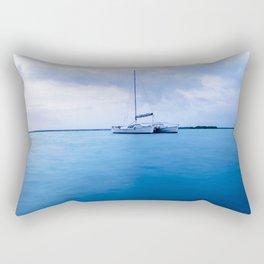 Bacalar Rectangular Pillow