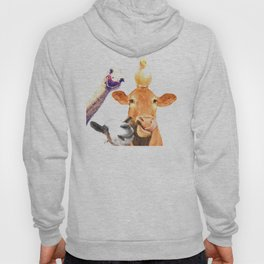 Farm Animal Friends Hoody