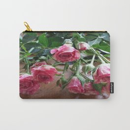 ROSES ARE LOVE Carry-All Pouch