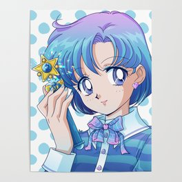Blue Ami Poster