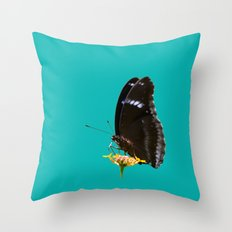 Butterfly (1) Throw Pillow