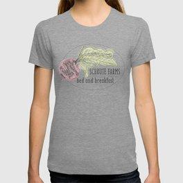 schrute b&b T-shirt