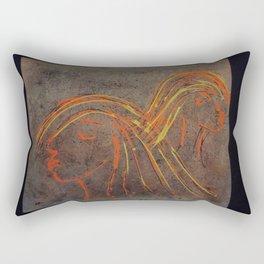 Gurls On A Bag Rectangular Pillow