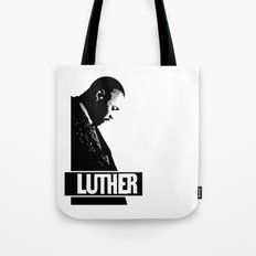 Luther - Idris Elba Tote Bag