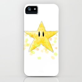 Friendly Star! iPhone Case