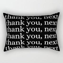 thank you, next Rectangular Pillow