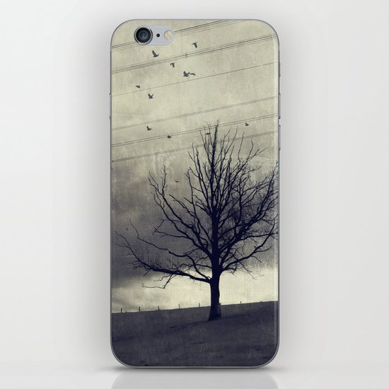 one of these days - autumn mood iPhone & iPod Skin