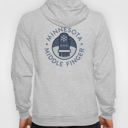 Minnesota Middle Finger Hoody