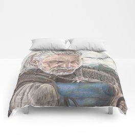 The Butcher of Blaviken Comforters