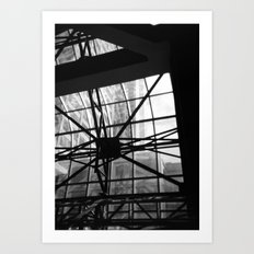 Chicago 02 Art Print