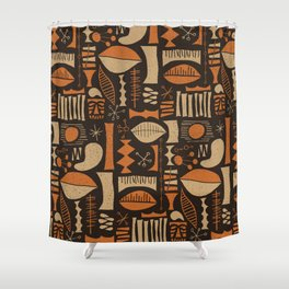 Makura Shower Curtain