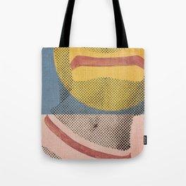 Gerald Laing's Girls 2 Tote Bag