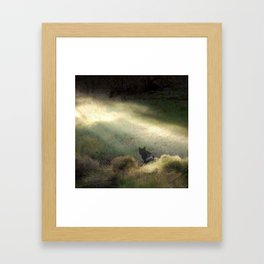 Bewitched Framed Art Print
