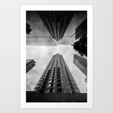 Reach Out  Art Print