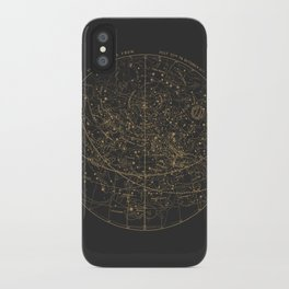 Visible Heavens - Dark iPhone Case