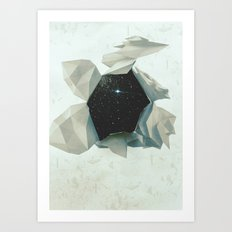 The universe next door Art Print