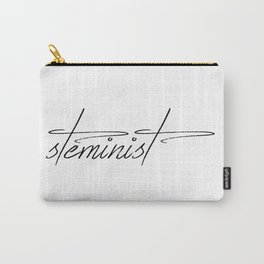 Steminist Steminism Scientist Carry-All Pouch