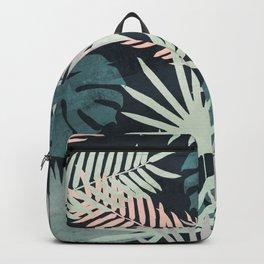 Tropicalia Night Backpack