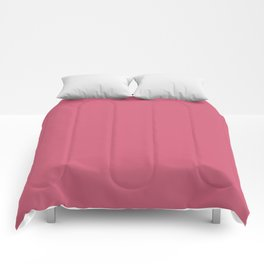 Fruit Dove Pink | Solid Colour Comforters