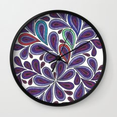 Different 5 Wall Clock