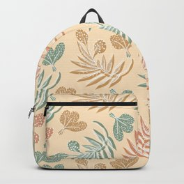 Pink forest Backpack