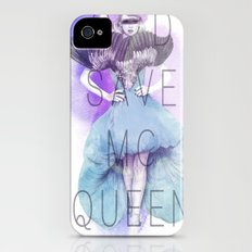 God Save McQueen iPhone (4, 4s) Slim Case
