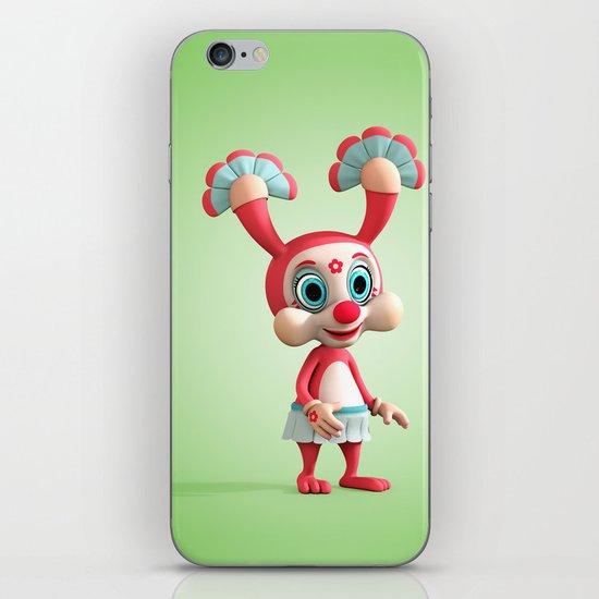 Lina Pippolina iPhone & iPod Skin